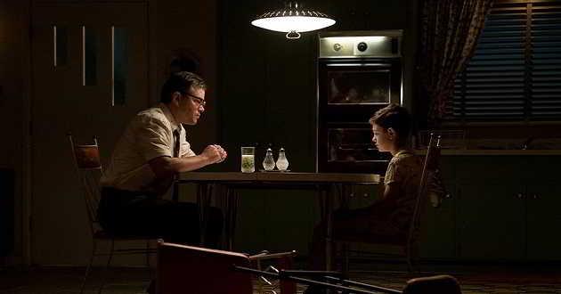 Matt Damon no primeiro trailer de 'Suburbicon', o novo filme de George Clooney