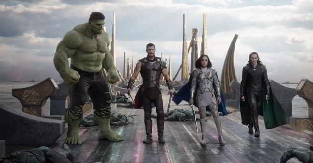 Marvel divulgou o trailer legendado em português de 'Thor: Ragnarok'