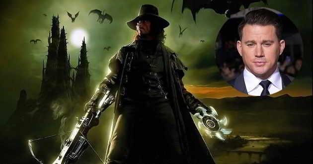 Dark Universe poderá ter Channing Tatum no papel de Van Helsing
