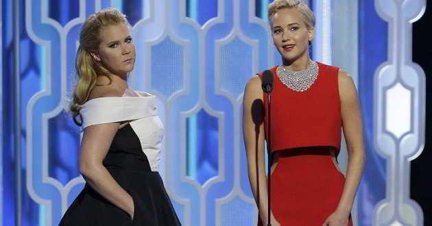 Jennifer Lawrence revelou novos detalhes da comédia com Amy Schumer
