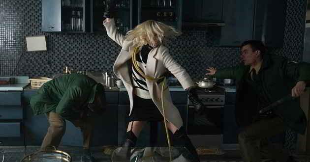 Trailer português de 'Atomic Blonde: Agente Especial', com Charlize Theron