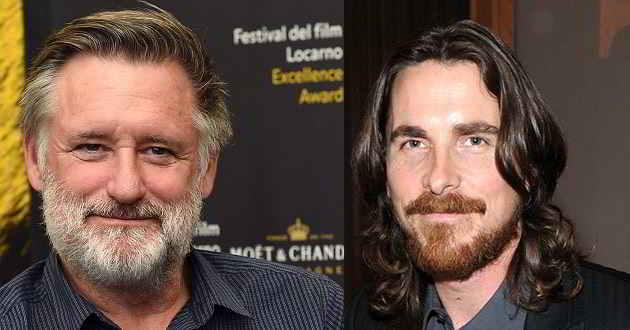 Bill Pullman juntou-se a Christian Bale no drama biográfico