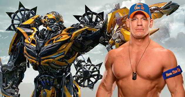 'Bumblebee': Produção do spin-off já arrancou com John Cena no elenco