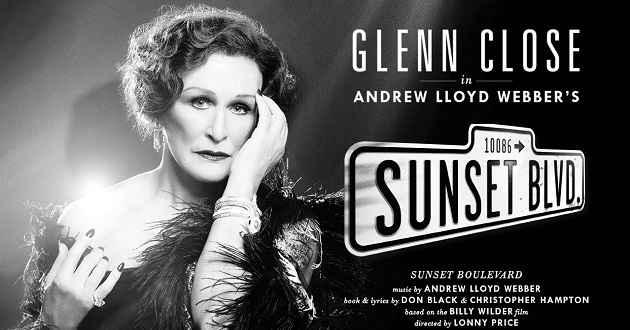 Glenn Close vai protagonizar a adaptação do musical