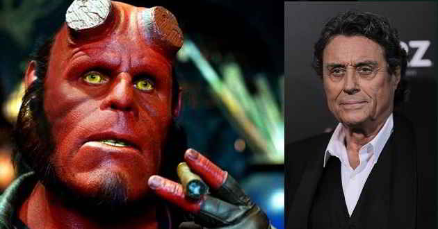 'Hellboy: Rise of the Blood Queen': Ian McShane será o pai adotivo de Hellboy