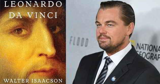 Leonardo DiCaprio vai ser Leonardo da Vinci em nova cinebiografia