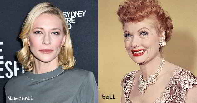 Cate Blanchett será Lucille Ball na cinebiografia 'Lucy and Desi'