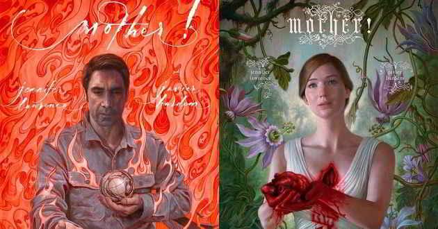 Teaser trailer português de 'Mãe!', o novo thriller de Darren Aronofsky
