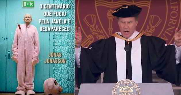Will Ferrell será