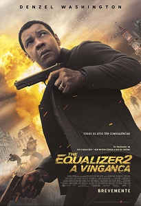 Poster do filme The Equalizer 2: A Vingança