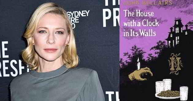 Cate Blanchett em negociações para o elenco de