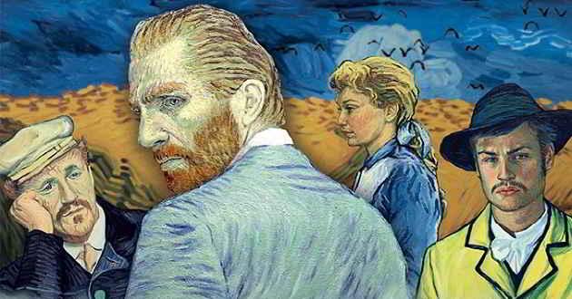 Primeiro trailer português da animação 'A Paixão de Van Gogh'