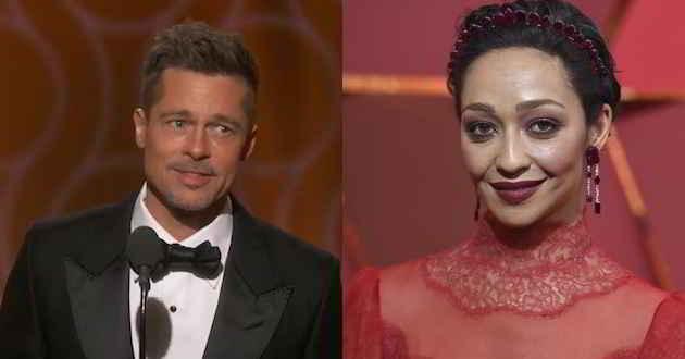 Atriz etíope Ruth Negga juntou-se a Brad Pitt no elenco de 'Ad Astra'