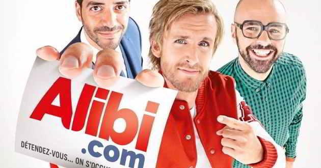 Trailer legendado em português da comédia francesa 'Alibi.com