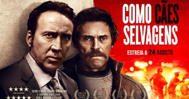Trailer português do drama criminal
