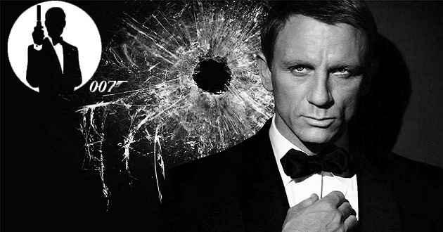 Confirmado. Daniel Craig voltará a ser James Bond no 25º filme da franquia