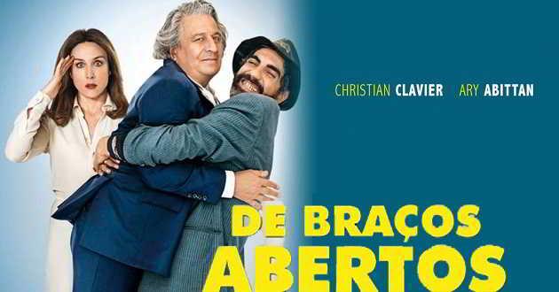 Trailer legendado em português da comédia 'De Braços Abertos'