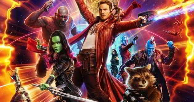 James Gunn falou as possibilidades de spin-offs da franquia 'Guardiões da Galáxia'