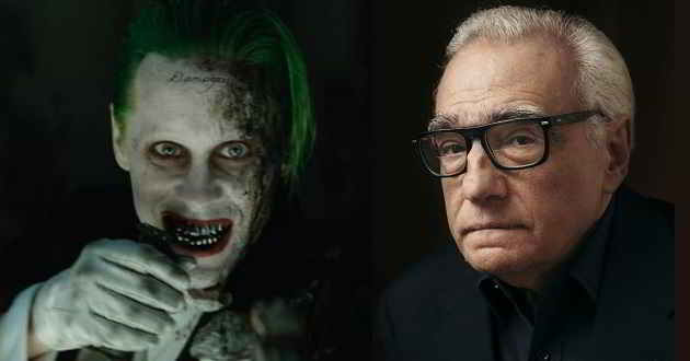 Martin Scorsese envolvido na produção de um filme sobre a origem de Joker