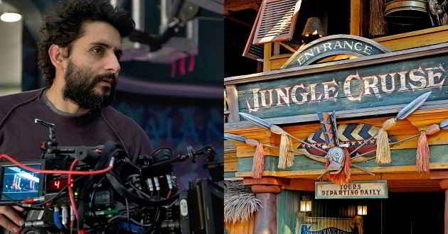 Jaume Collet-Serra rejeita 'Esquadrão Suicida 2' para dirigir 'Jungle Cruise'