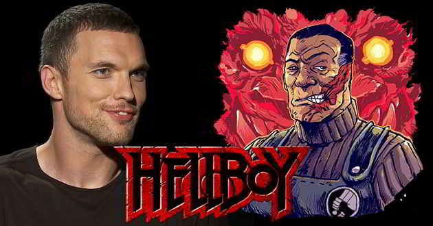 Ed Skrein desiste do reboot de