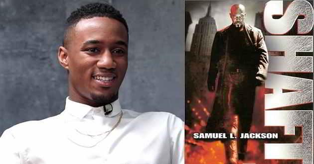 Jessie T. Usher será o filho de Samuel L. Jackson em
