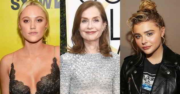 Maika Monroe junta-se a Isabelle Huppert e Chloë Grace Moretz em 'The Widow'
