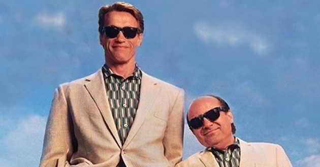 'Triplets': Sequela de 'Gémeos' começa ser filmada em outubro