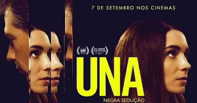 Rooney Mara e Ben Mendelsohn no trailer português de
