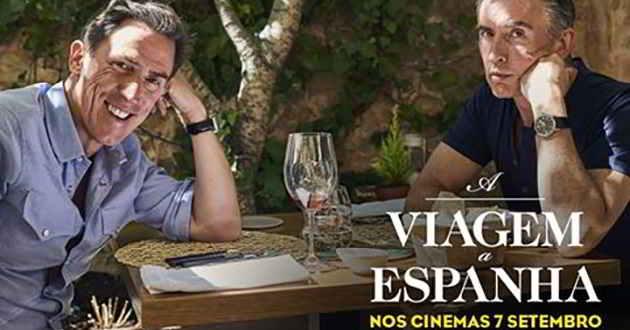 O regresso de Steve e Rob. Trailer português de