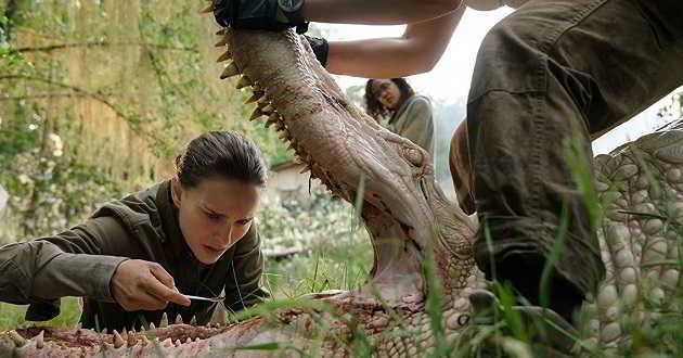 Natalie Portman no intenso teaser trailer oficial de