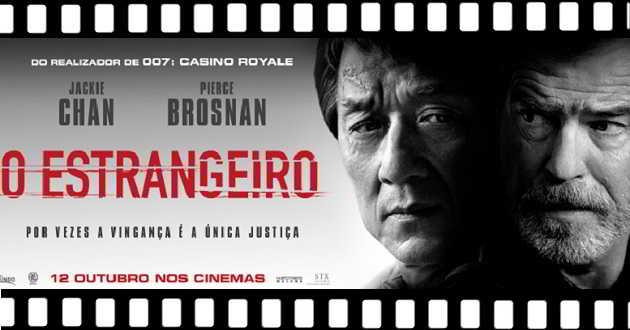 Jackie Chan enfrenta Pierce Brosnan no trailer português de