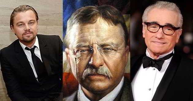 Leonardo DiCaprio será o presidente Roosevelt em filme de Martin Scorsese