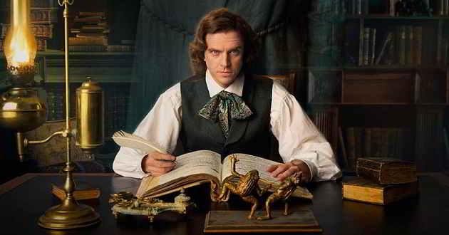 Dan Stevens é Charles Dickens no primeiro trailer de
