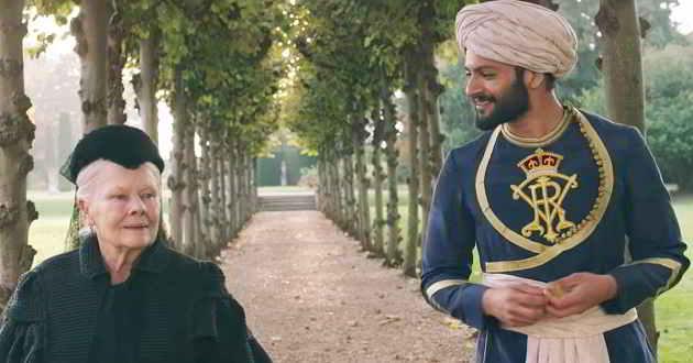 Judi Dench é a rainha Vitória no trailer português de