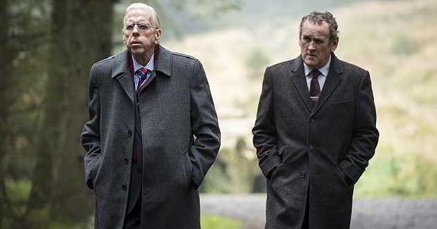 Timothy Spall no trailer legendado em português do drama