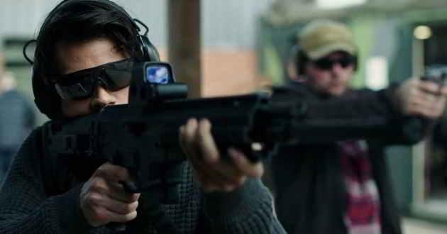 Dylan O'Brien no trailer português do thriller de ação