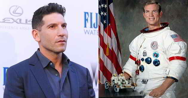 Jon Bernthal será o astronauta Dave Scott na cinebiografia