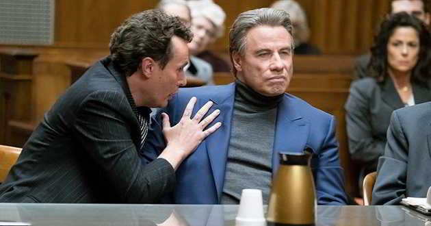 John Travolta é um chefe da máfia no trailer oficial de