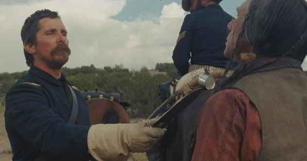 Christian Bale é um capitão do exército no primeiro teaser trailer de