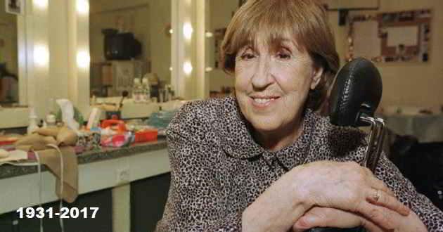 Morreu a atriz portuguesa Fernanda Borsatti aos 86 anos