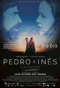 Poster do filme português Pedro e Inês