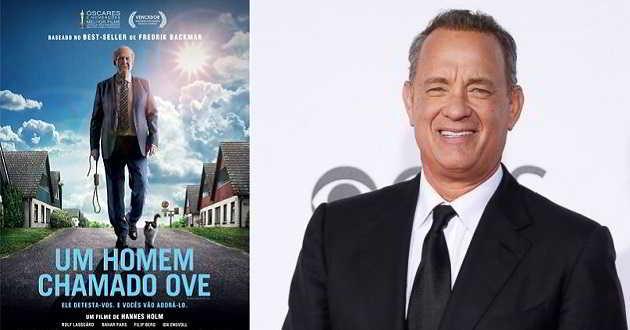 Tom Hanks será o velho mal-humorado no remake de