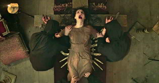 THE CRUCIFIXION - Trailer oficial