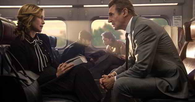 Liam Neeson metido numa conspiração. Primeiro trailer de