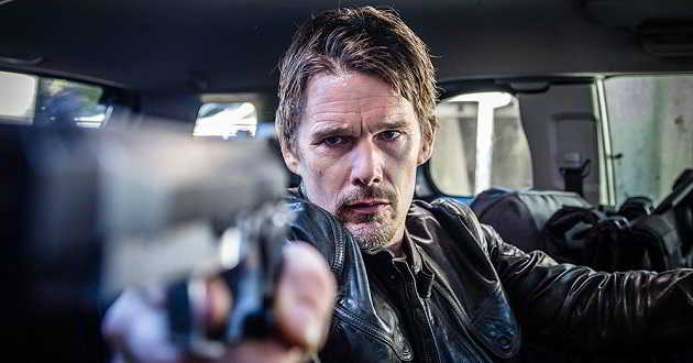 Ethan Hawke no primeiro trailer oficial do thriller