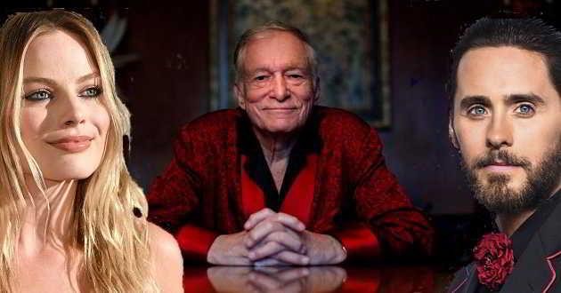 Margot Robbie poderá juntar-se a Jared Leto no biopic sobre o fundador da Playboy