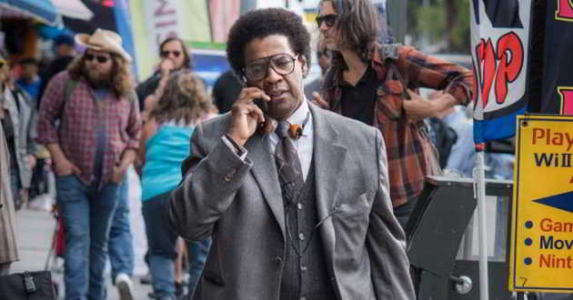 Denzel Washington no primeiro trailer de