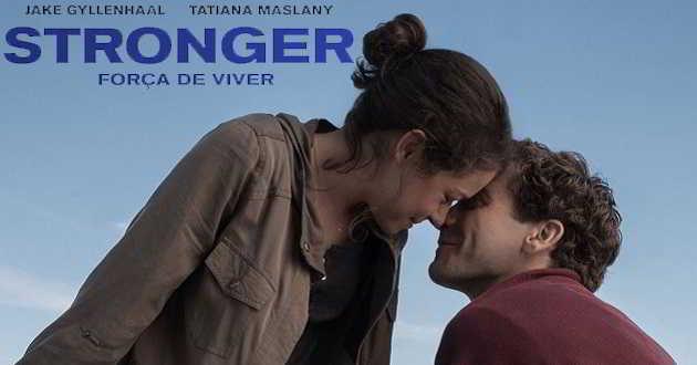 Trailer português de 'Stronger - Força de Viver', com Jake Gyllenhaal
