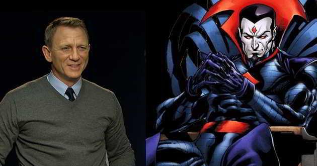Rumor: Daniel Craig poderá interpretar Sr. Sinistro, em